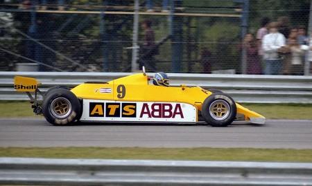 Borgudd Abba F1 1981