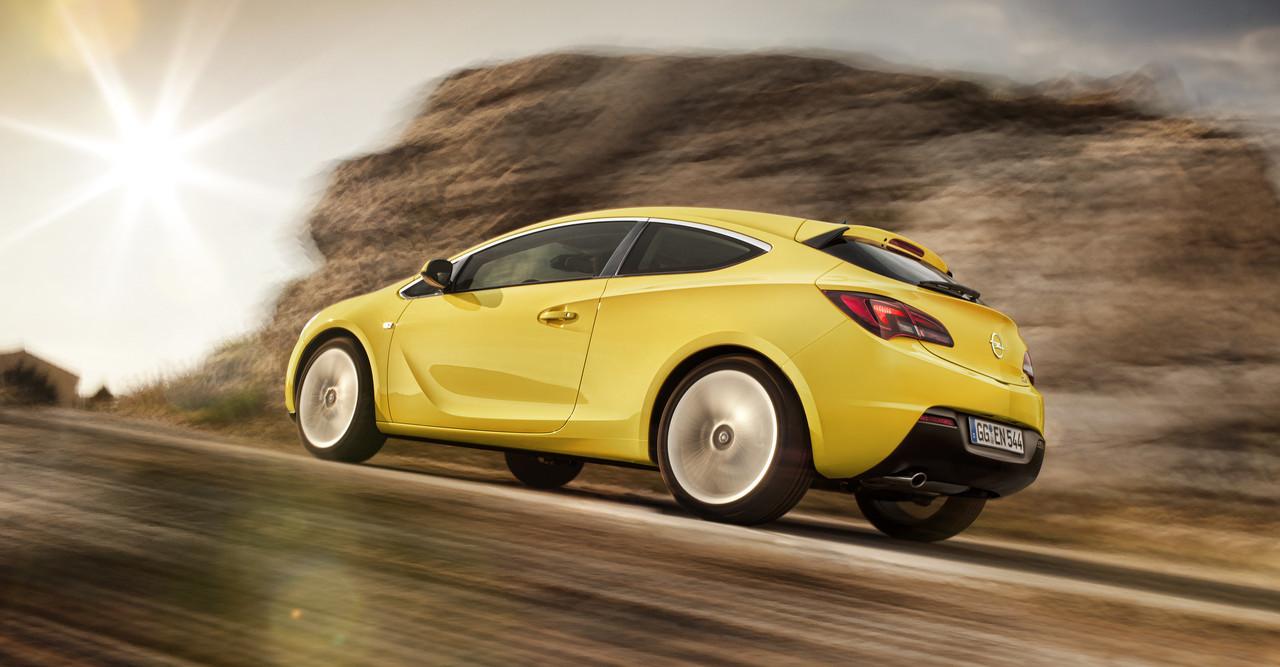 Foto de Opel Astra GTC (19/90)