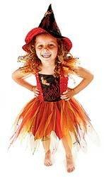 Disfraz de Halloween para niñas