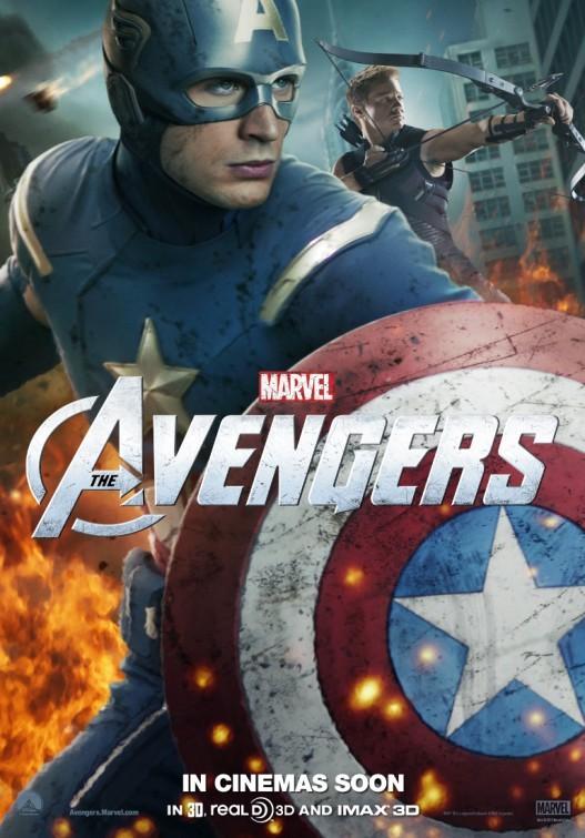 Foto de 'Los Vengadores', todos los carteles de la película de Joss Whedon (9/16)