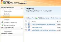 Office Live Workspace supera el millón de usuarios, y pronto saldrá de la fase beta