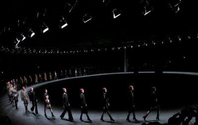 Givenchy Otoño-Invierno 2013/2014: jugando a innovar