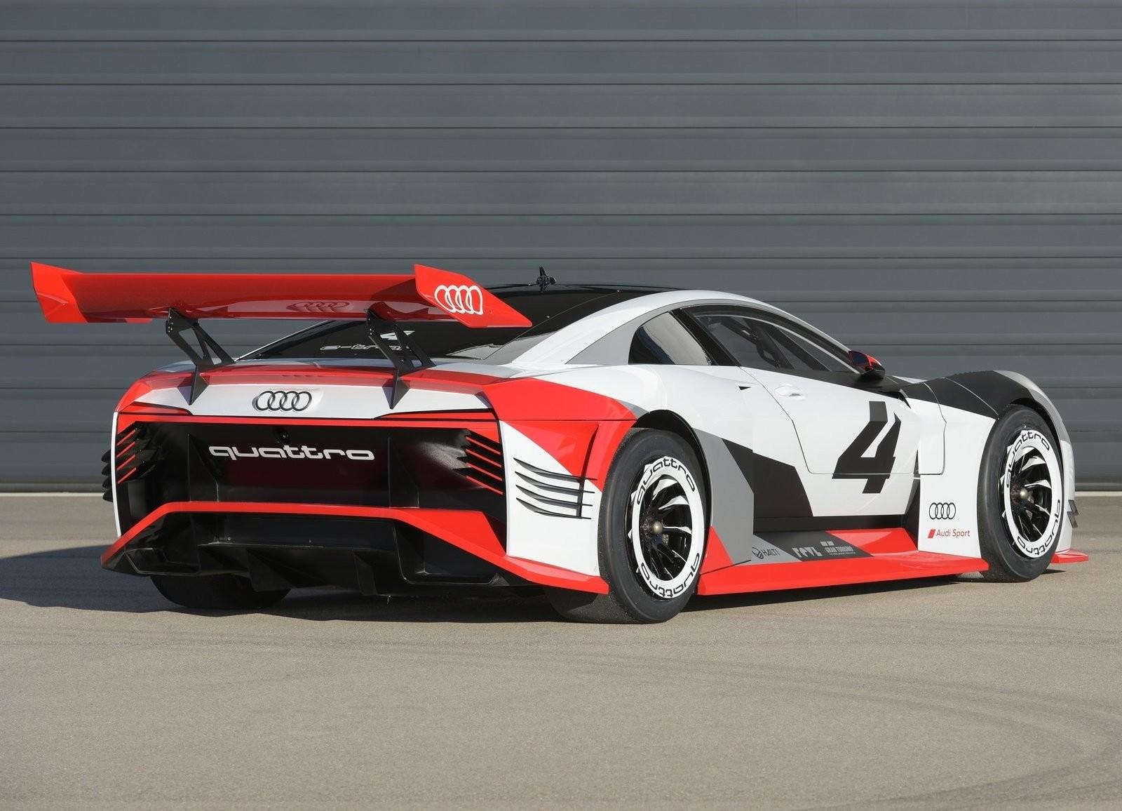 Foto de Audi e-tron Vision Gran Turismo Concept (2/12)