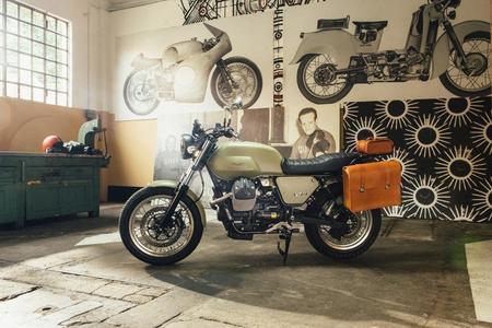 Moto Guzzi V7 Custom Kit Heritage