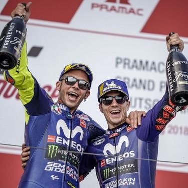 Yamaha progresa adecuadamente en MotoGP, aunque no sobresale (de momento)