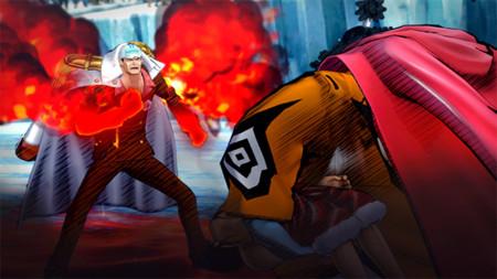 Vídeos con gameplay de One Piece: Burning Blood con Mihawk, Sengoku, Whitebeard, Aokiji y más