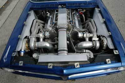 1963 Pontiac LeMans 2000hp