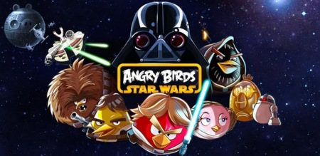 Angry Birds Star Wars ya disponible para Android