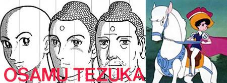 'Buda' y 'La Princesa Caballero', de Osamu Tezuka, serán llevados al cine