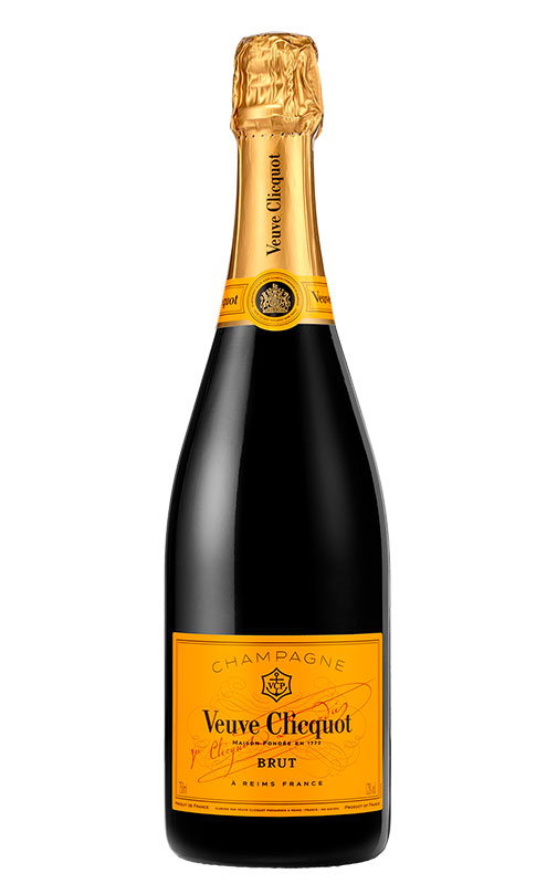 Veuve Cliquot Yellow Label. DO Champagne