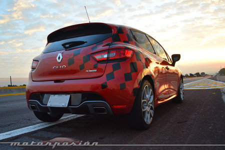 Renault Clio Rs 3 100 1