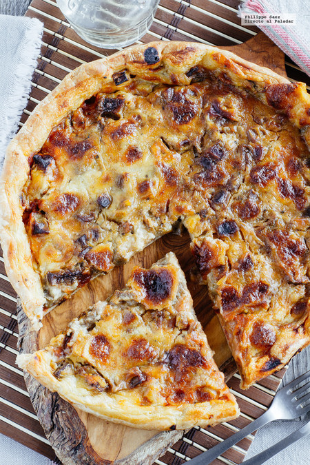Dedos de queso mozzarella, tarta de berenjena y más en Directo al Paladar México