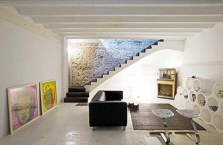 loft escaleras
