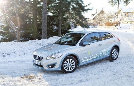 Volvo C30 Electric DRIVe