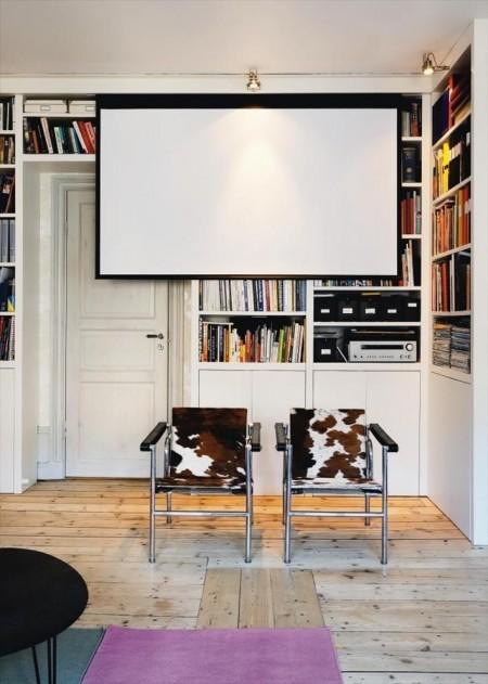 Foto de Casas que inspiran: aprovechar el espacio también en una casa amplia (8/12)