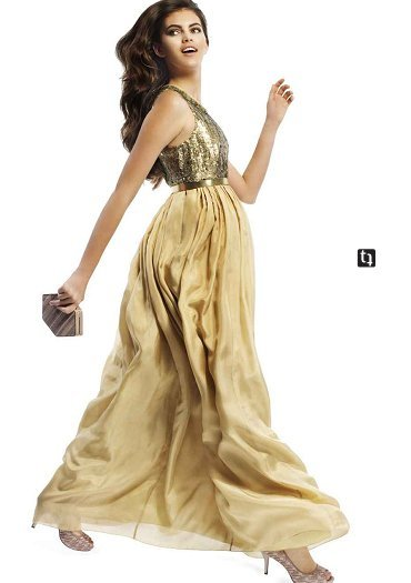 vestido boda tintoretto dorado