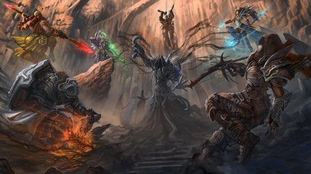 La versión para Nintendo Switch de Diablo III: Eternal Collection confirma su fecha de lanzamiento para noviembre