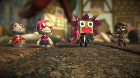LittleBigPlanet llega a PS3