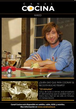 Nueva revista digital de Canal Cocina