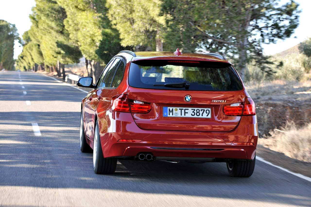 Foto de BMW Serie 3 Touring 2012 (23/43)