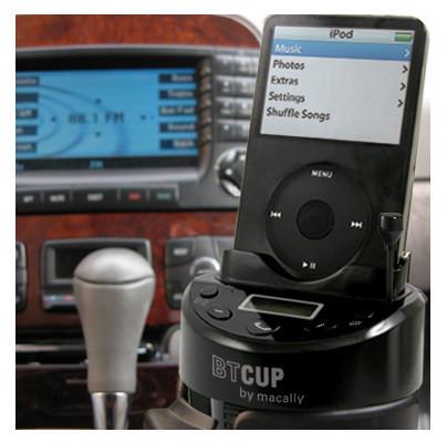 Macally BTCUP, compatible con los nuevos iPod