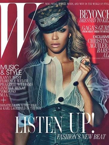 Dos por el precio de una, quién da más: Beyoncé y Christina Aguilera, chicas de portada