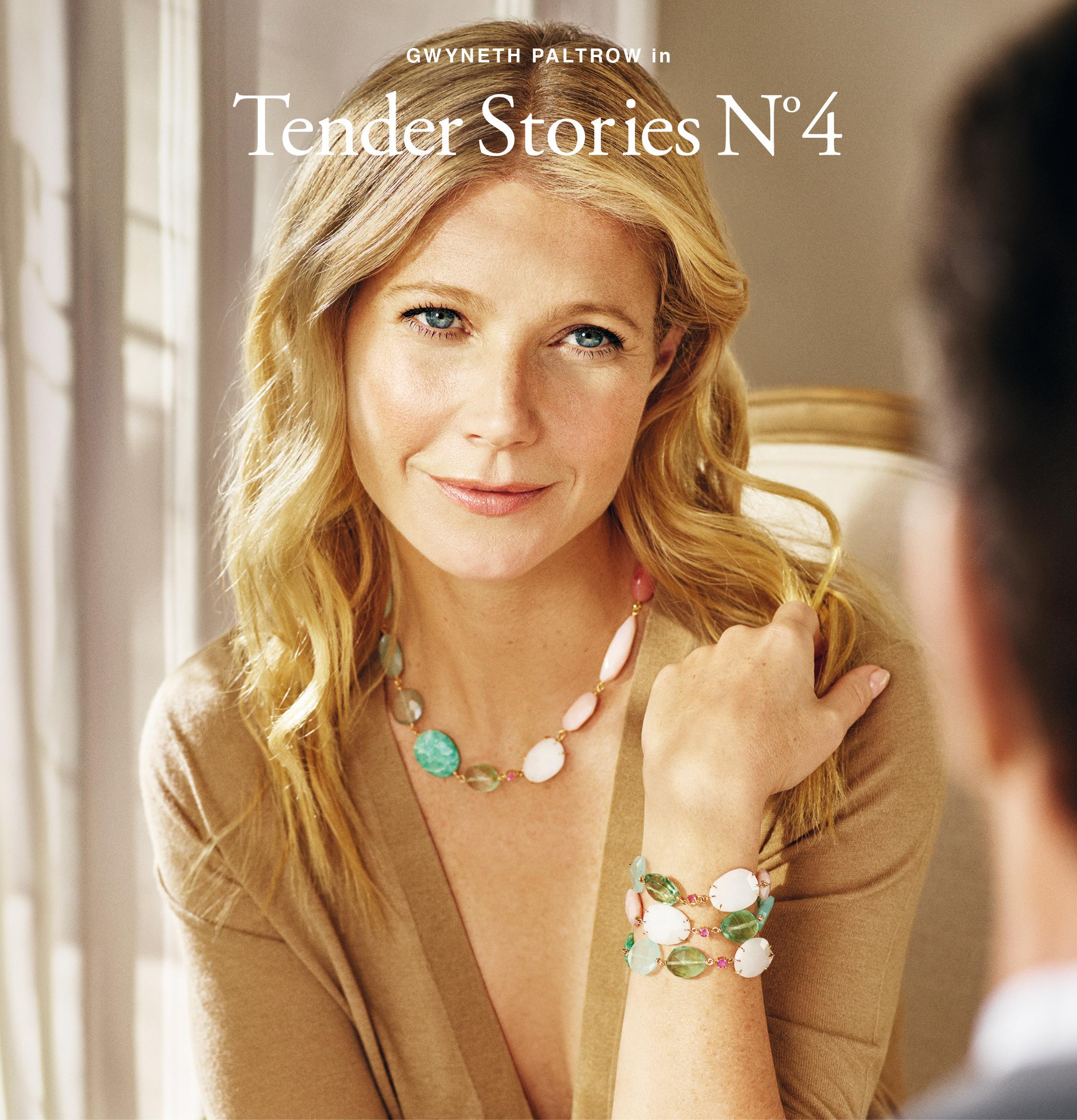 Foto de Ya están aquí las primeras imágenes de Gwyneth Paltrow como flamante imagen de Tous (3/9)