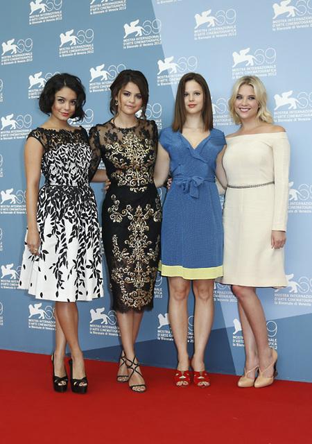 Festival de Venecia 2012: Dando la bienvenida a la frescura de las jóvenes celebrities