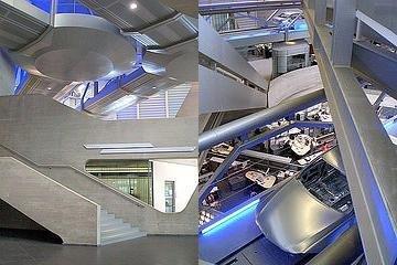 Fábrica de BMW en Leipzig