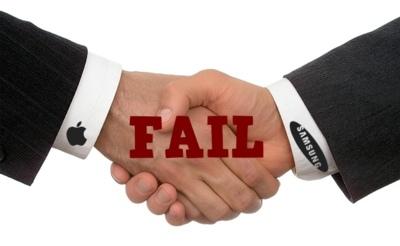 Los CEOs de Apple y Samsung no consiguen llegar a ningún acuerdo en el último día de la batalla legal entre ambas compañías