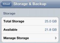 Los actuales usuarios de MobileMe tendrán un pequeño regalo en iCloud