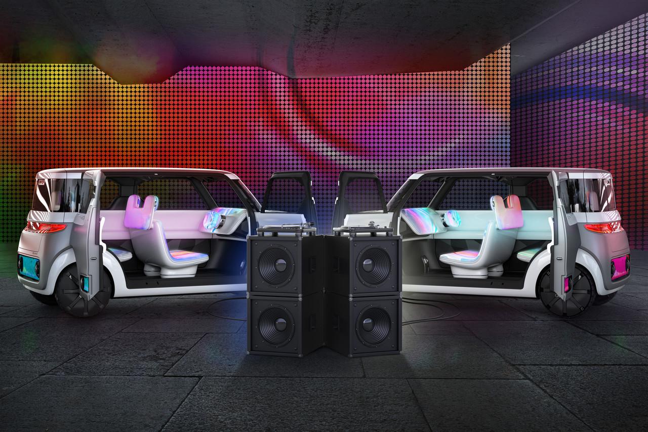 Foto de Nissan Teatro Concept (8/30)