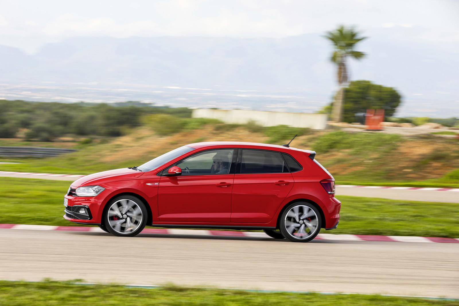 Foto de Volkswagen Polo GTI (10/15)