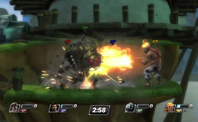 Foto de 200712 - Playstation All-Stars Battle Royale (11/13)