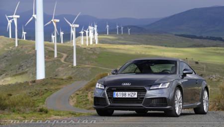Audi TT 2.0 TFSI quattro S-Tronic: el coupé que adelanta el futuro de Audi, a prueba