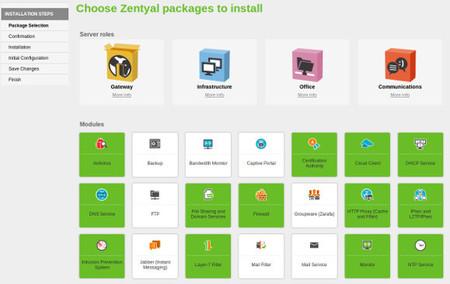 Zentyal 3.3, la versión pensada para ser la alternativa de Microsoft Exchange