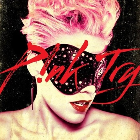 ¡Pink por fin presenta videoclip! En forma no, lo siguiente