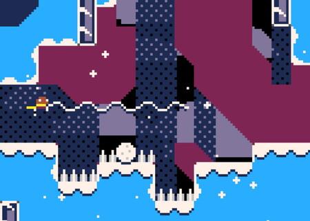 ¡Sorpresa! Ya puedes jugar gratis a la secuela de Celeste en PICO-8, donde su protagonista estrena el uso del gancho