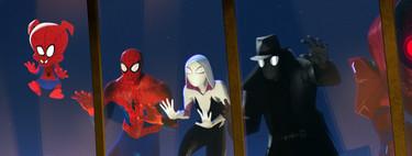 'Spider-Man: Un nuevo universo' arrasa en los premios Annie 2019 y ya tiene más cerca el Óscar