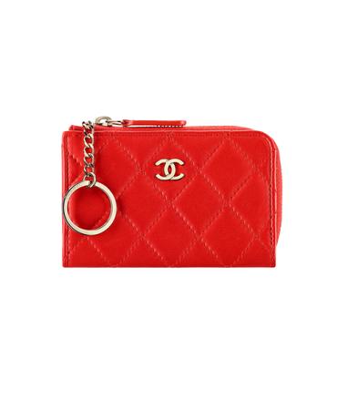 Llavero clásico de Chanel