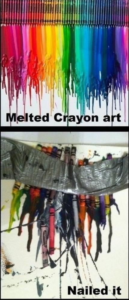 Crayon Desechas