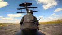Airplane Tail Grab, la acrobacia extrema con una Go-Pro