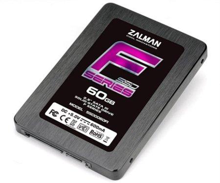 Zalman pasa de la ventilación a los SSD muy potentes