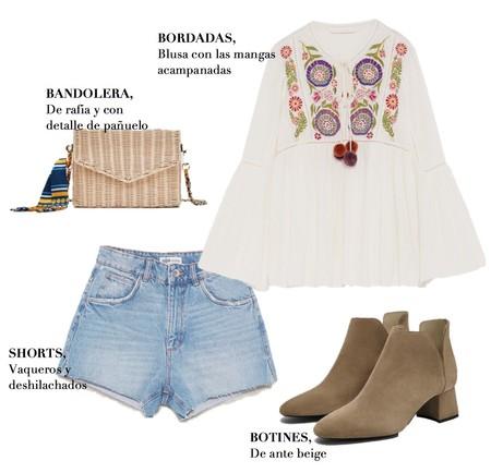 Outfit Festival Zara