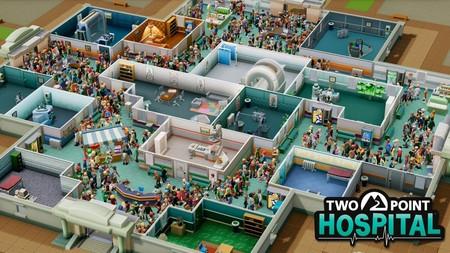 Two Point Hospital recibirá el nuevo modo Sandbox: Juego Libre para ofrecer más libertad que nunca en los hospitales