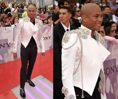 'This Is It', premiere de la película de Michael Jackson con todos los looks de las invitadas
