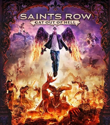 Saints Row: Gat Out of Hell: análisis