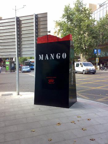 Shopping Night con Mango