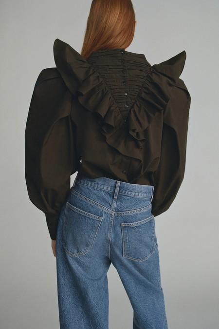 Zara Rebajas Verano 2020 60 Descuento Camisa 01
