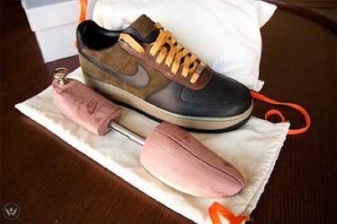 La zapatilla deportiva se vuelve elitista: Nike Air Force 1
